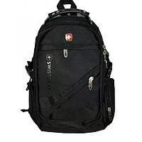 Городской рюкзак Swissgear 8810 (Черный)