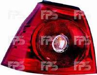 Фонарь задний для Volkswagen Golf V '04-09 левый (DEPO) внешний