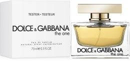 Dolce gabbana the one (Tester 75 ml), фото 2