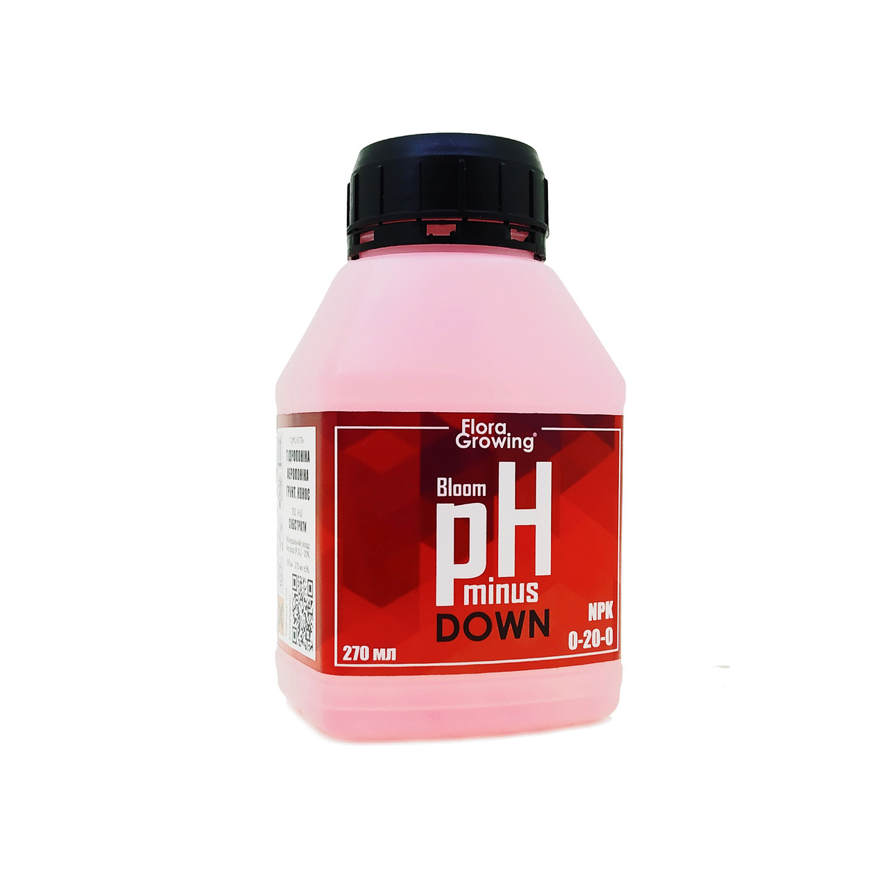 270 мл Корректор pH Down/minus  Bloom аналог GHE