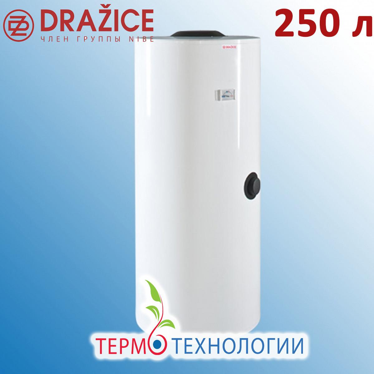 Водонагреватель на солнечной энергии DRAZICE SOL 250 л.