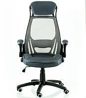 Кресло офисное Briz 2 grey