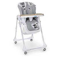 Дитячий стільчик-трансформер для годування M 3233 TEDDY GRAY, фото 1