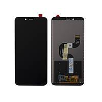 Дисплей Xiaomi Mi A2 /Mi 6x + сенсор Черный high copy