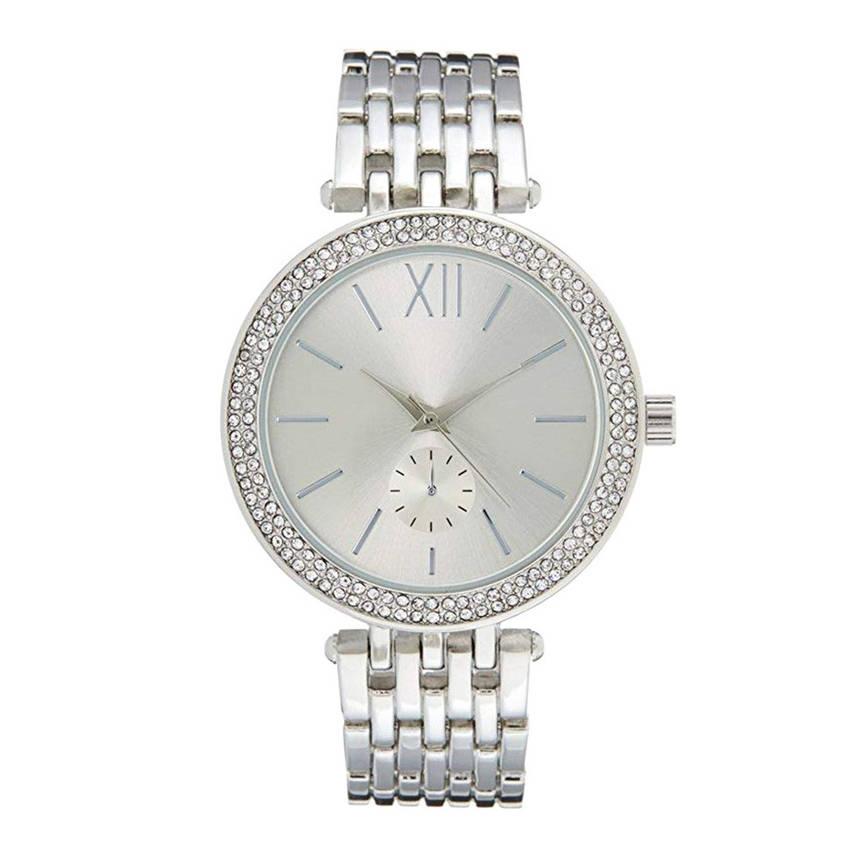 Жіночий годинник Anna Field 1f4yy Silver, фото 2