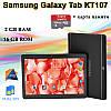 Игровой Планшет Samsung Galaxy Tab KT107 10.1 2Sim 2/16GB ROM 3G + Карта памяти 64GB