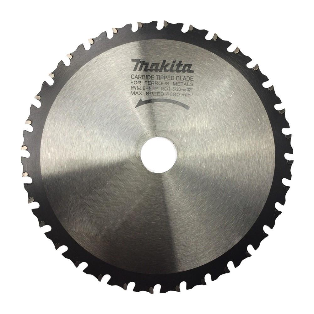 Пильный диск по стали Makita SPECIALIZED 150х20 мм 32 зуба (B-46296)