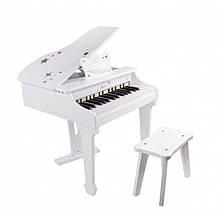 Піаніно біле дерево Classic World