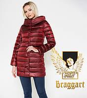 Braggart Angel's Fluff 35120 | Воздуховик осенне-весенний карминовый, фото 1