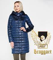 Braggart Angel's Fluff 28215   Женский воздуховик весна-осень темная лазурь, фото 1