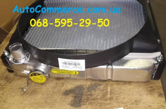 Радиатор охлаждения FOTON 1043-1 (3.3), FOTON 1046 (2.5) ФОТОН, фото 2