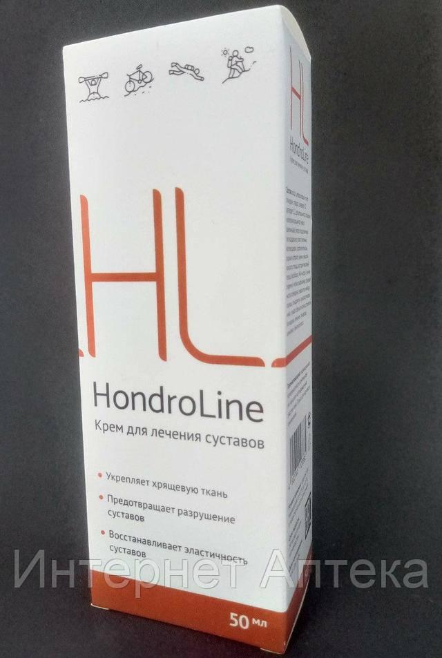 Крем Хондролайн для лечения суставов