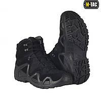 Ботинки тактические M-Tac Alligator черные 3080100 (40-46)