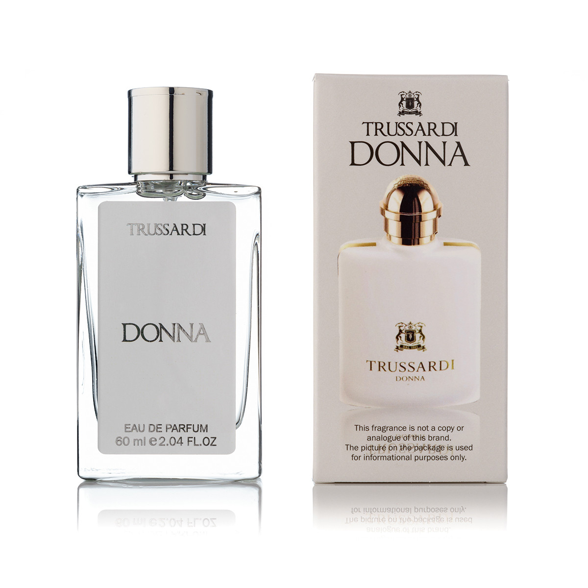 60 мл мини-парфюм Trussardi Donna Trussardi 2011  (Ж)