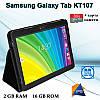 Игровой Планшет Samsung Galaxy Tab KT107 10.1 2Sim 2/16GB ROM 3G + Чехол-книжка + Карта памяти 32GB