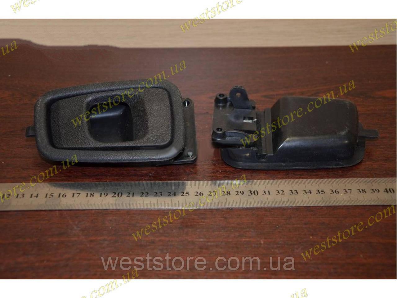 Ручка двери Заз 1103-1105,Славута внутренняя задняя левая с облицовкой АвтоЗАЗ