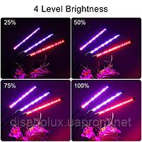 Фито светильник  прищепка  для растений Led  VGL -27W Full Spectrum  USB 5V, фото 6