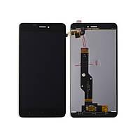 Дисплей Xiaomi Redmi Note 4X + сенсор Черный high copy