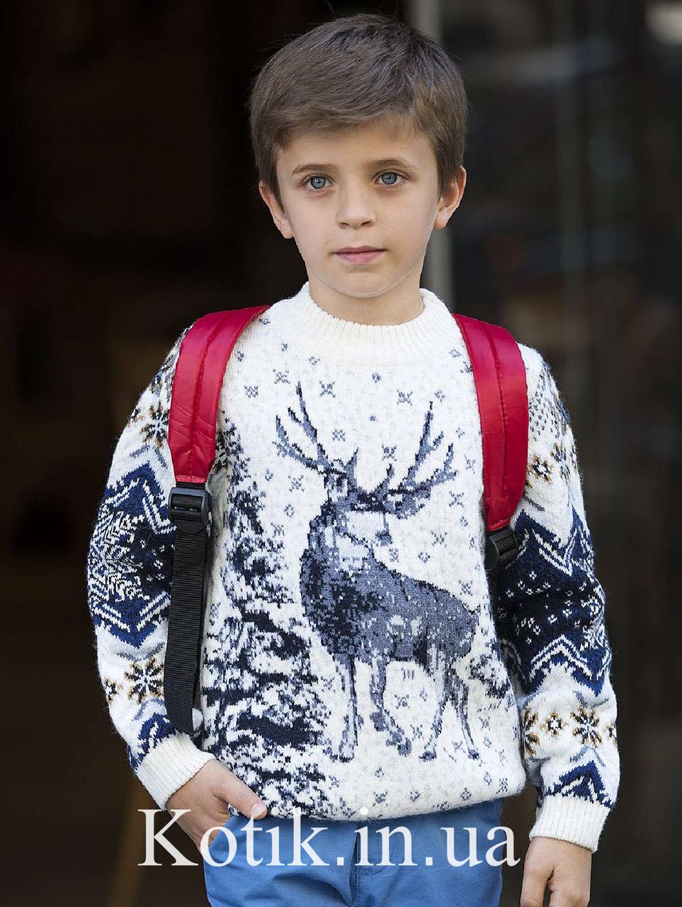 Свитер детский Pulltonic Deer