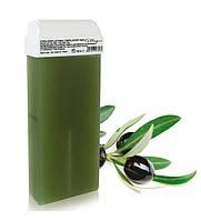 Картридж з воском для депіляції Allegra Оливкова олія, 100 мл