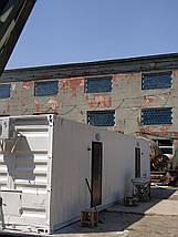 Готовый морской контейнер под жилье или офис, фото 3