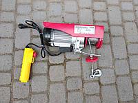 Тельфер Euro Craft HJ206 / Мощность: 2000 Вт
