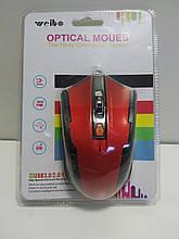 Беспроводная игровая мышка WEIBO в упаковке