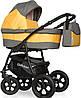Дитяча універсальна коляска 2 в 1 Riko Mario 06, фото 3