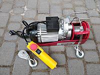 Тельфер Euro Craft HJ206 - Пульт управления