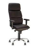 Кресло California R steel ES CHR68 кожа LE A (Новый Стиль ТМ)
