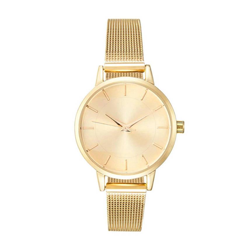 Жіночий годинник Anna Field AN651 Gold, фото 2