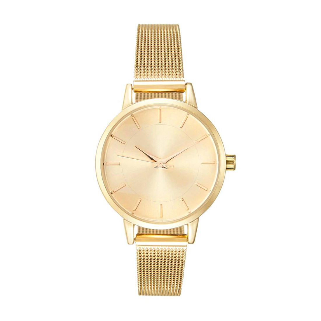 Жіночий годинник Anna Field AN651 Gold