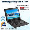 Игровой Планшет Samsung Galaxy Tab KT107 10.1 2Sim 2/16GB ROM 3G + Чехол-клавиатура + Карта памяти 32GB