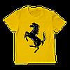 """Детская футболка """"Ferrari"""""""