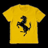 """Детская футболка """"Ferrari"""", фото 1"""