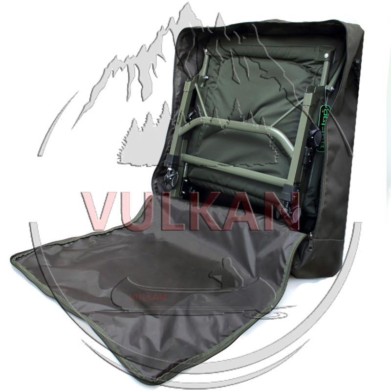 Чехол на карповое кресло Vulkan (80х70х18)