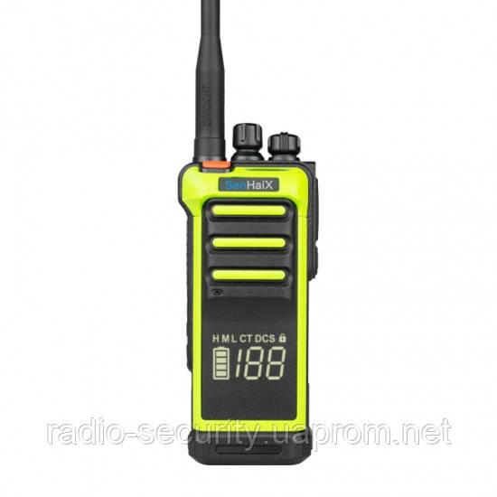 Радиостанция портативная VHF/UHF 10 W SenHaix GT-10