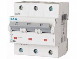 Автоматический выключатель PLHT-C125 3P Eaton