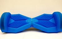 Силиконовый синий чехол для гироскутера 8 дюймов