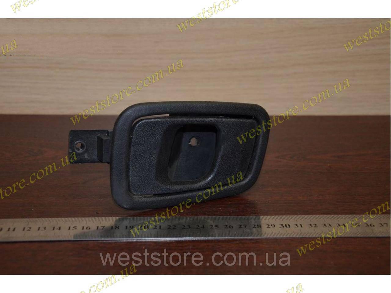 Ручка двери Заз 1103-1105,Славута, 1102 Таврия Пикап внутренняя передняя правая с облицовкой АвтоЗАЗ