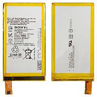 Батарея (акб, аккумулятор) LIS1561ERPC для Sony Xperia Z3 Compact D5803, D5833, 2600 mAh, оригинал