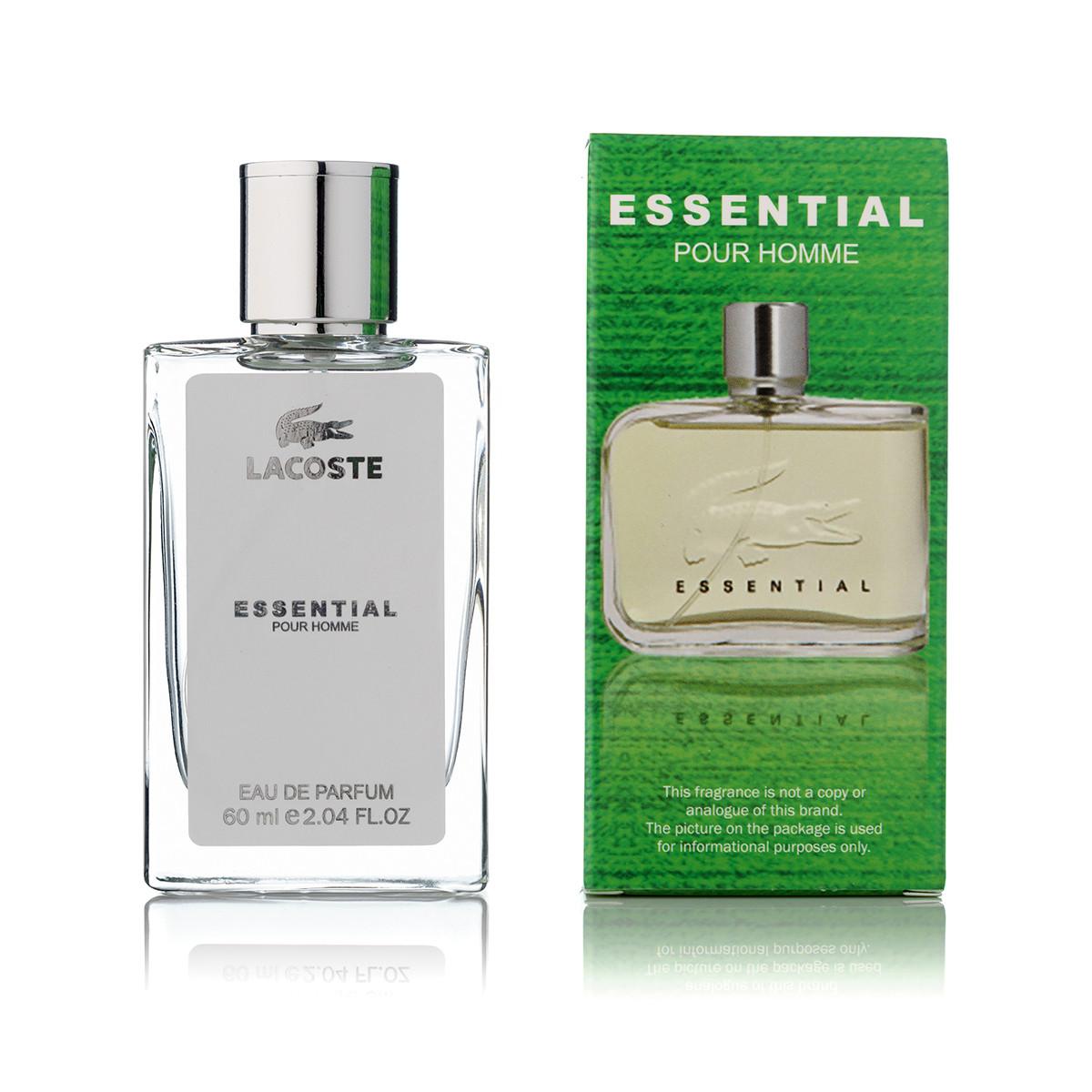 60 мл мини парфюм Lacoste Essential  - (М)