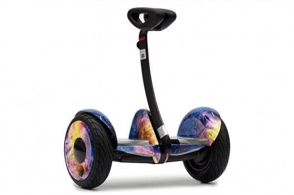 """Мини Сигвей Mini Robot колеса 10.5"""" Bluetooth космос"""