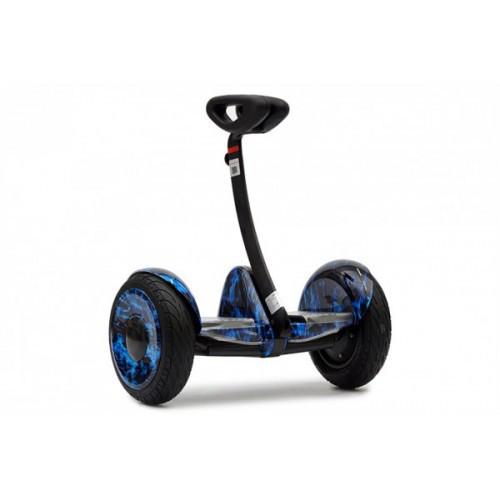 """Мини Сигвей Mini Robot колеса 10.5"""" Bluetooth туманность"""