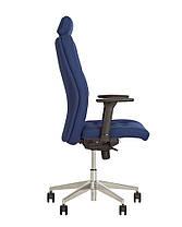 Крісло офісне Chester R HR steel механізм ES хрестовина AL 70, тканина CUZ-1y (Новий Стиль ТМ), фото 2