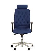 Крісло офісне Chester R HR steel механізм ES хрестовина AL 70, тканина CUZ-1y (Новий Стиль ТМ), фото 3