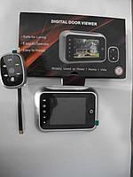 Дверной глазок с видеокамерой и ЖК дисплеем VE SF 518.