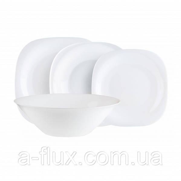 Столовый сервиз Carine White 19 пр. Luminarc  E6344