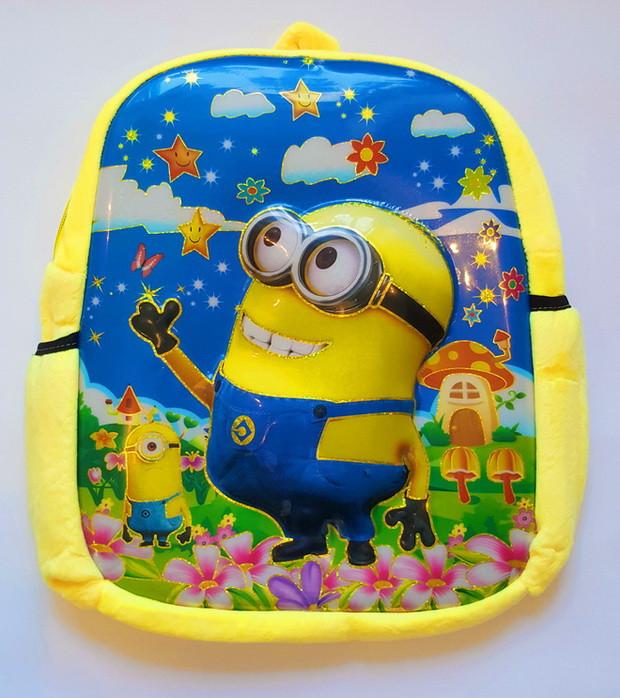 Рюкзак дитячий Міньйон 30 см