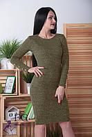 Платье женское с пуговицами на рукавах 0112/07, фото 1